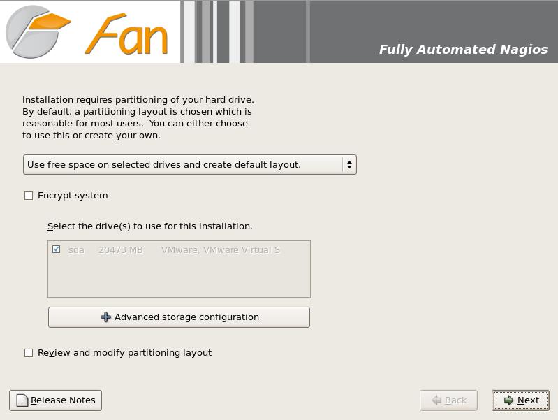 Instalando o FAN (Fully Automated Nagios) passo a passo. (5/6)