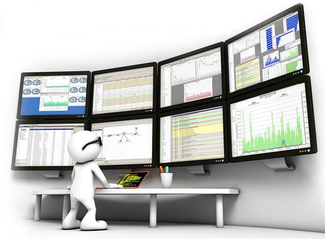 Monitorando todos os ativos de sua Rede com menos custos e menos complicação !